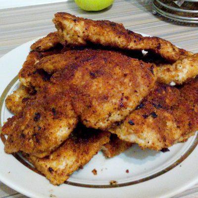 Куриное филе в панировке - рецепт с фото