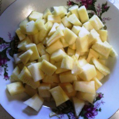 Фото рецепта - Овощное рагу с фрикадельками - шаг 4