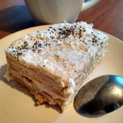 Торт без выпечки - рецепт с фото