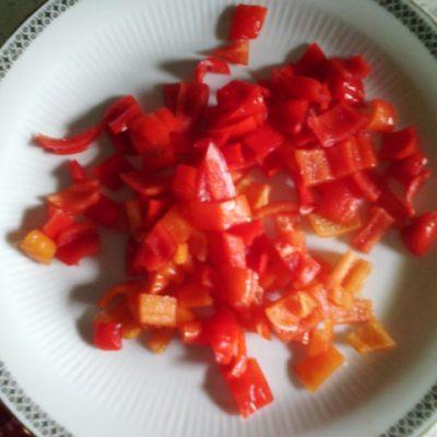 Фото рецепта - Густой осенний суп с фрикадельками и красным рисом - шаг 2