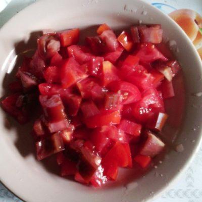 Фото рецепта - Свекольник классический с мясом - шаг 5