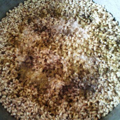 Фото рецепта - Плов с перловой крупой - шаг 5