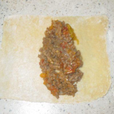 Фото рецепта - Каннеллони с мясным фаршем и соусом бешамель - шаг 6