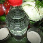 Фото рецепта - Маринованное ассорти из овощей - шаг 3