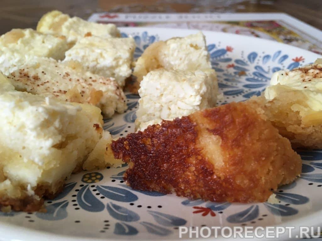 Фото рецепта - Пирог с творожной начинкой - шаг 6