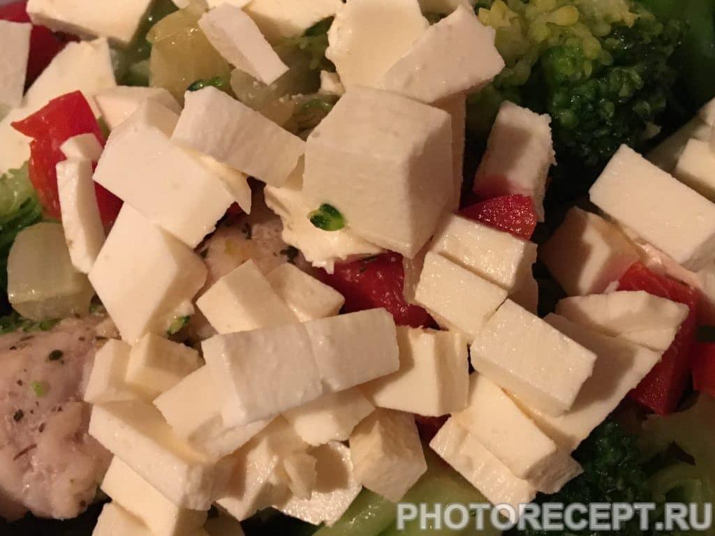 Фото рецепта - Картофельный пирог с брокколи - шаг 8