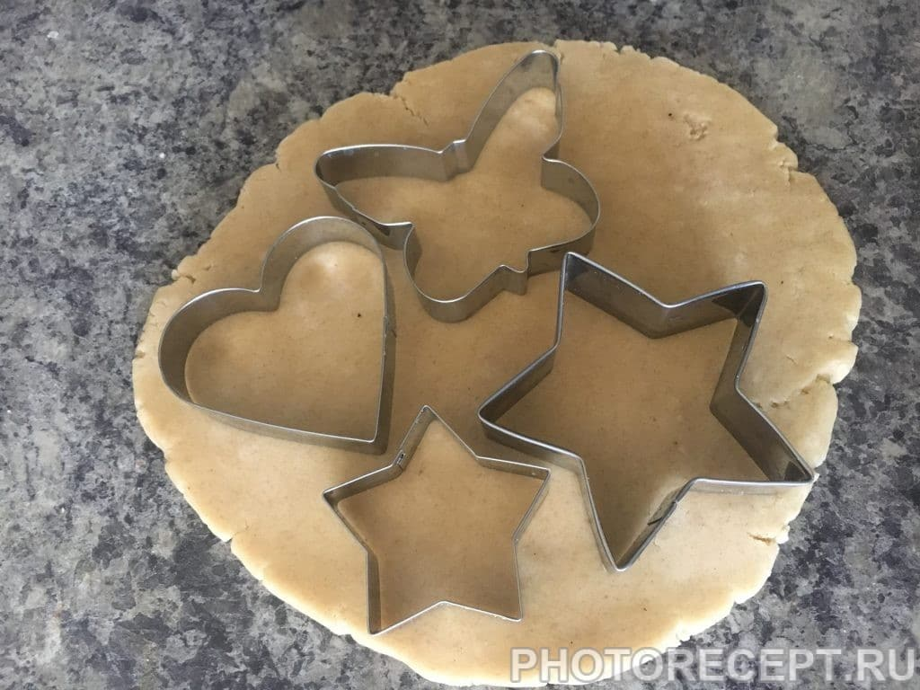 Фото рецепта - Имбирное печенье - шаг 11