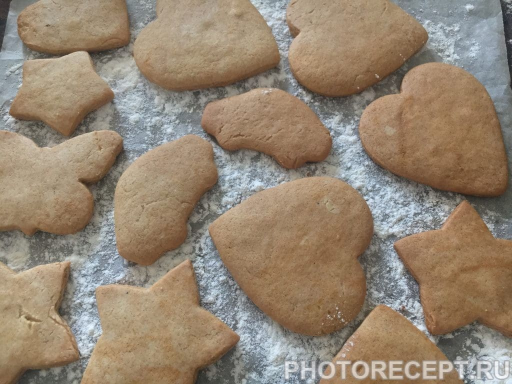 Фото рецепта - Имбирное печенье - шаг 13