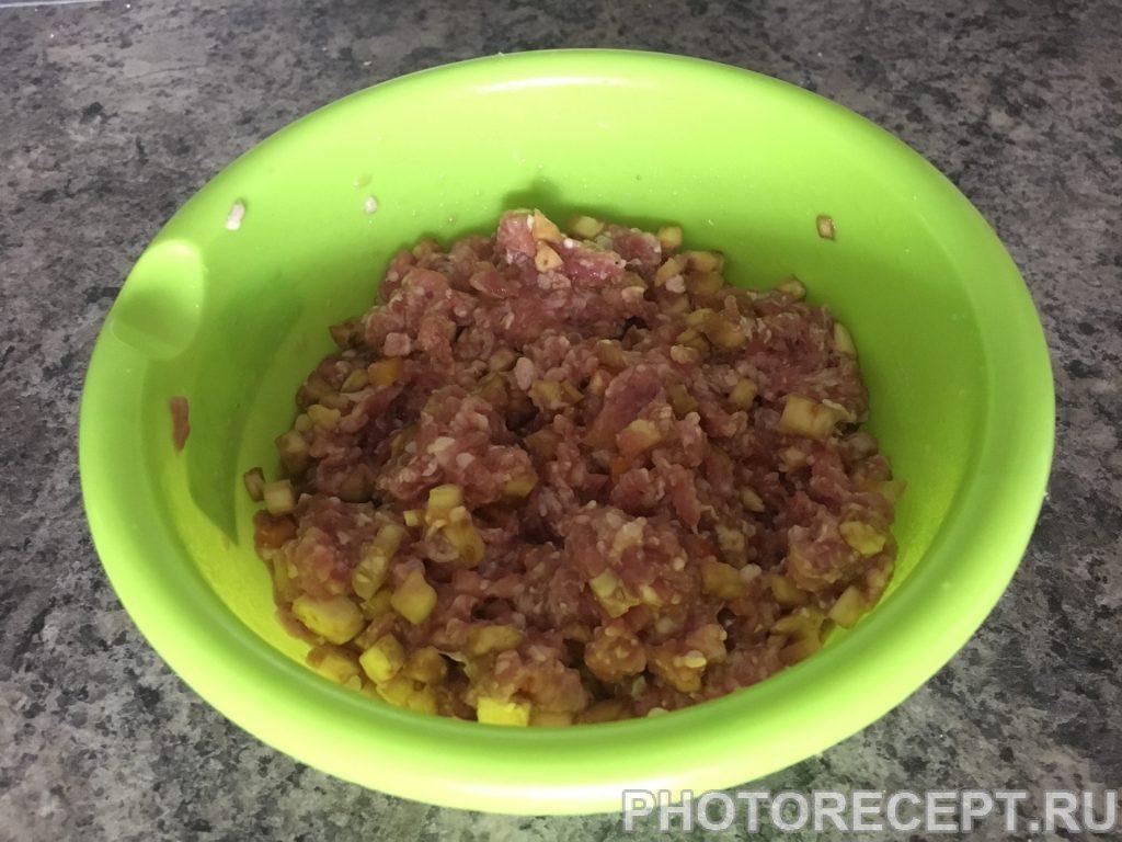 Фото рецепта - Фаршированные баклажаны - шаг 5