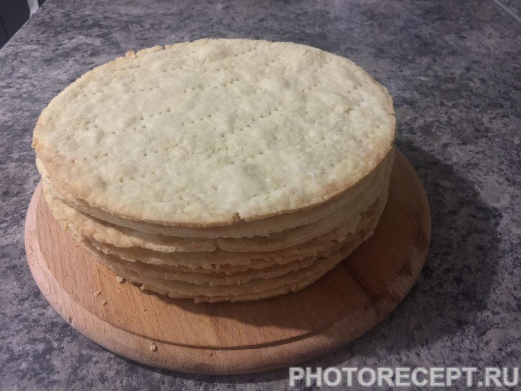 Фото рецепта - Торт Наполеон домашний - шаг 9