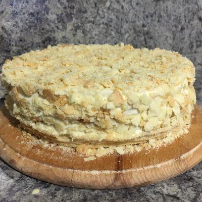Торт Наполеон домашний - рецепт с фото