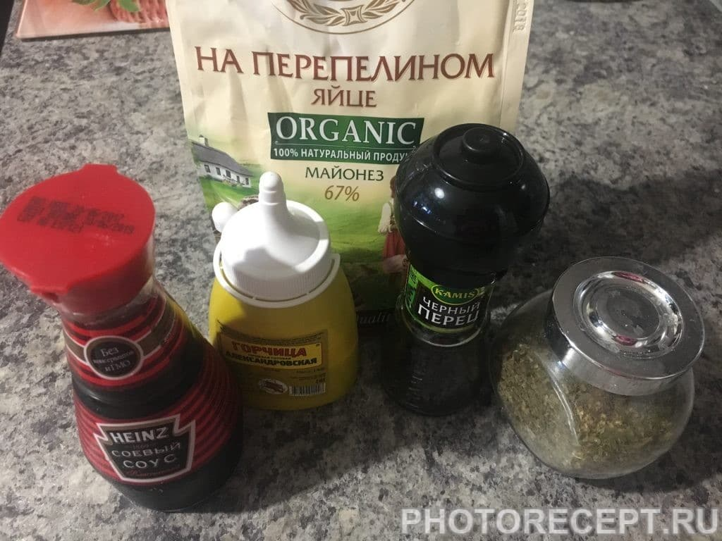 Фото рецепта - Куриные бедрышки в пикантном соусе - шаг 2
