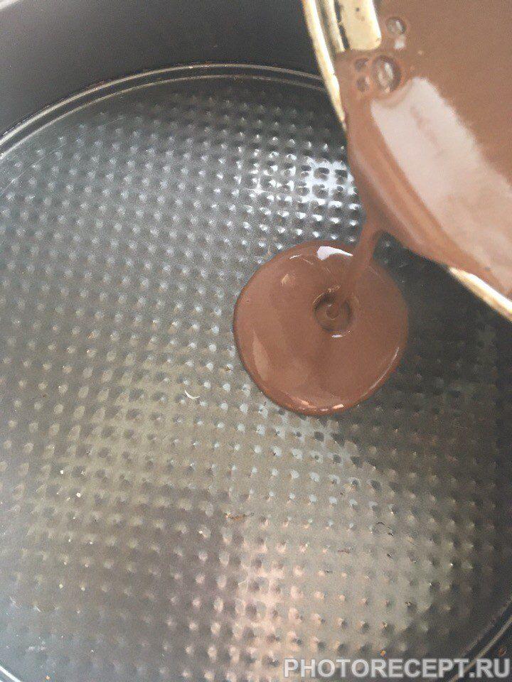 Фото рецепта - Шоколадный пп торт - шаг 4