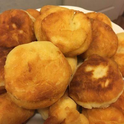 Пышные пончики - рецепт с фото