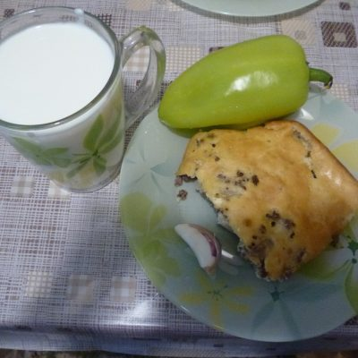 Пирог Мускатная Осень - рецепт с фото