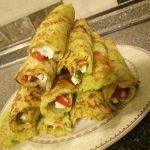 Фото рецепта - Роллы из кабачков - шаг 7