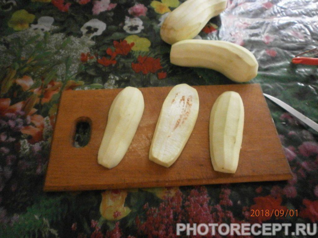 Фото рецепта - Баклажаны жареные под «грибы» - шаг 2