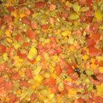 Фото рецепта - Овощной тар-тар с баклажанами - шаг 1
