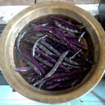 Фото рецепта - Пикантная фасоль в сливовом соусе - шаг 1