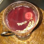 Фото рецепта - Ягодный чай с мятой - шаг 3