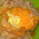 """Фото рецепта - Куриные """"Овсянники"""", в томатном соусе - шаг 2"""