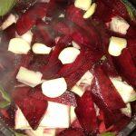 Фото рецепта - Розовая капуста - шаг 3
