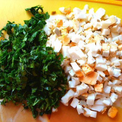 Фото рецепта - Зеленый борщ - шаг 8