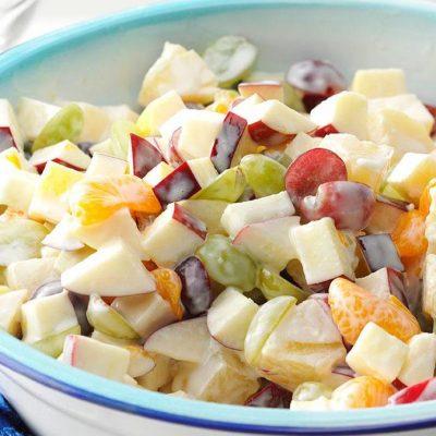 Фруктовый салат - рецепт с фото