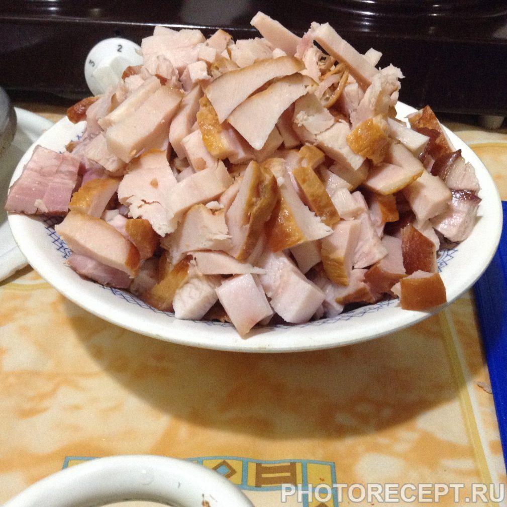 Фото рецепта - Солянка с картошкой - шаг 3
