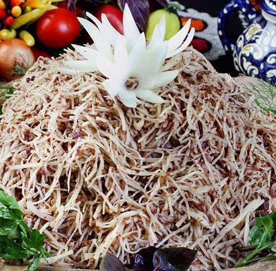 Нарын по-ташкентски - рецепт с фото