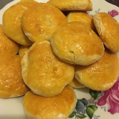Хлебные булочки к ужину - рецепт с фото