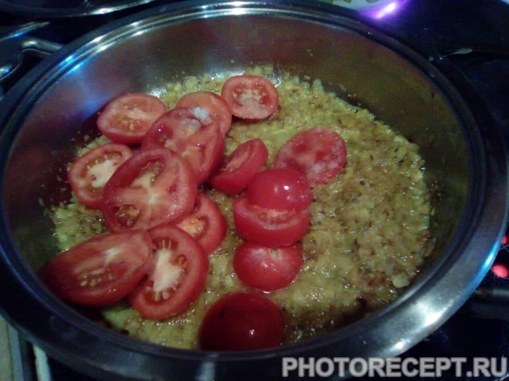 Фото рецепта - Запеченные баклажаны с картофелем и сыром - шаг 11