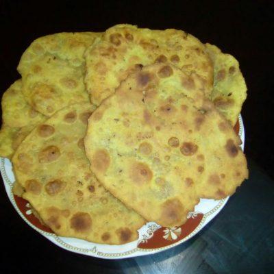 Индийские лепешки Ротти - рецепт с фото