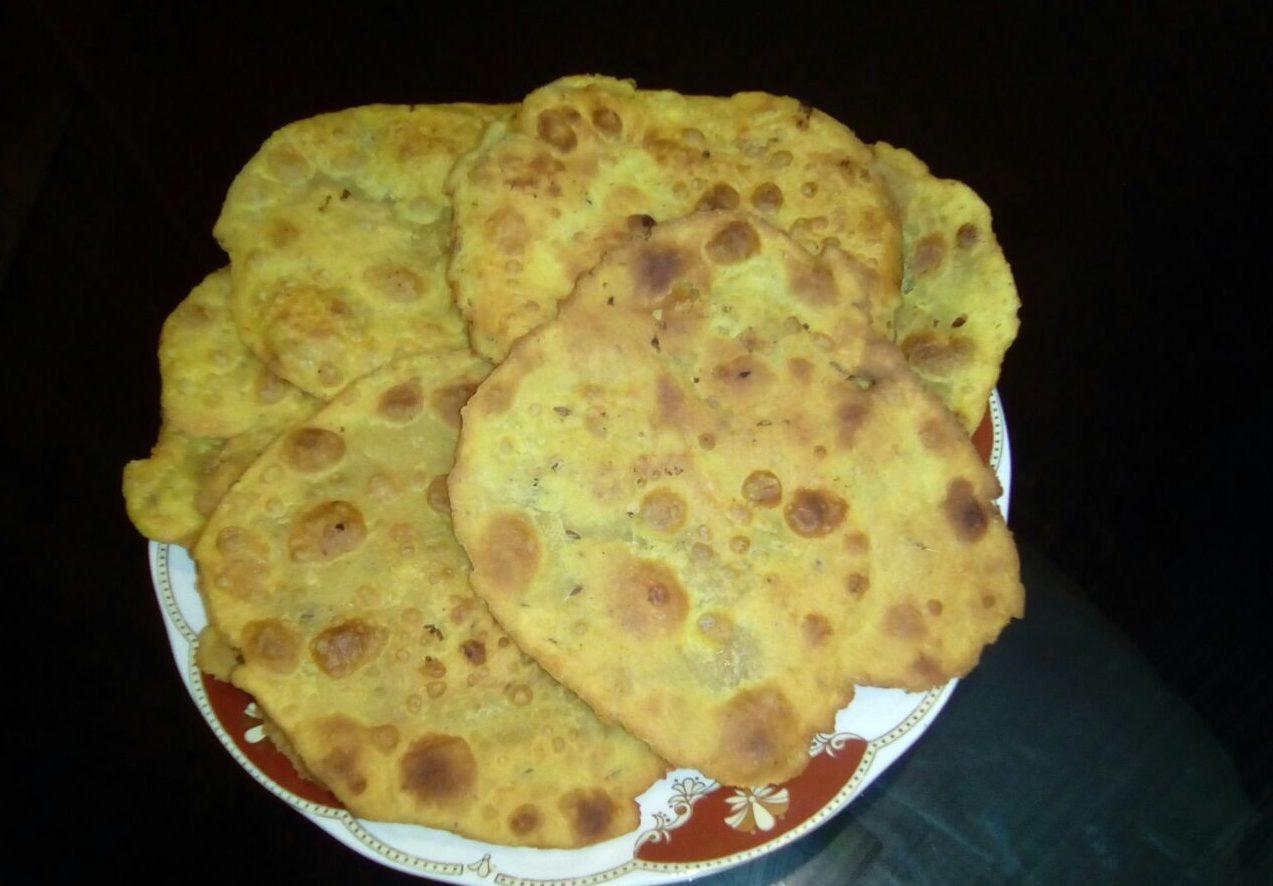 Индийские лепешки Ротти