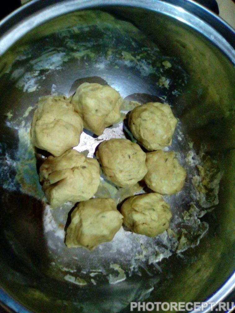 Фото рецепта - Индийские лепешки Ротти - шаг 4