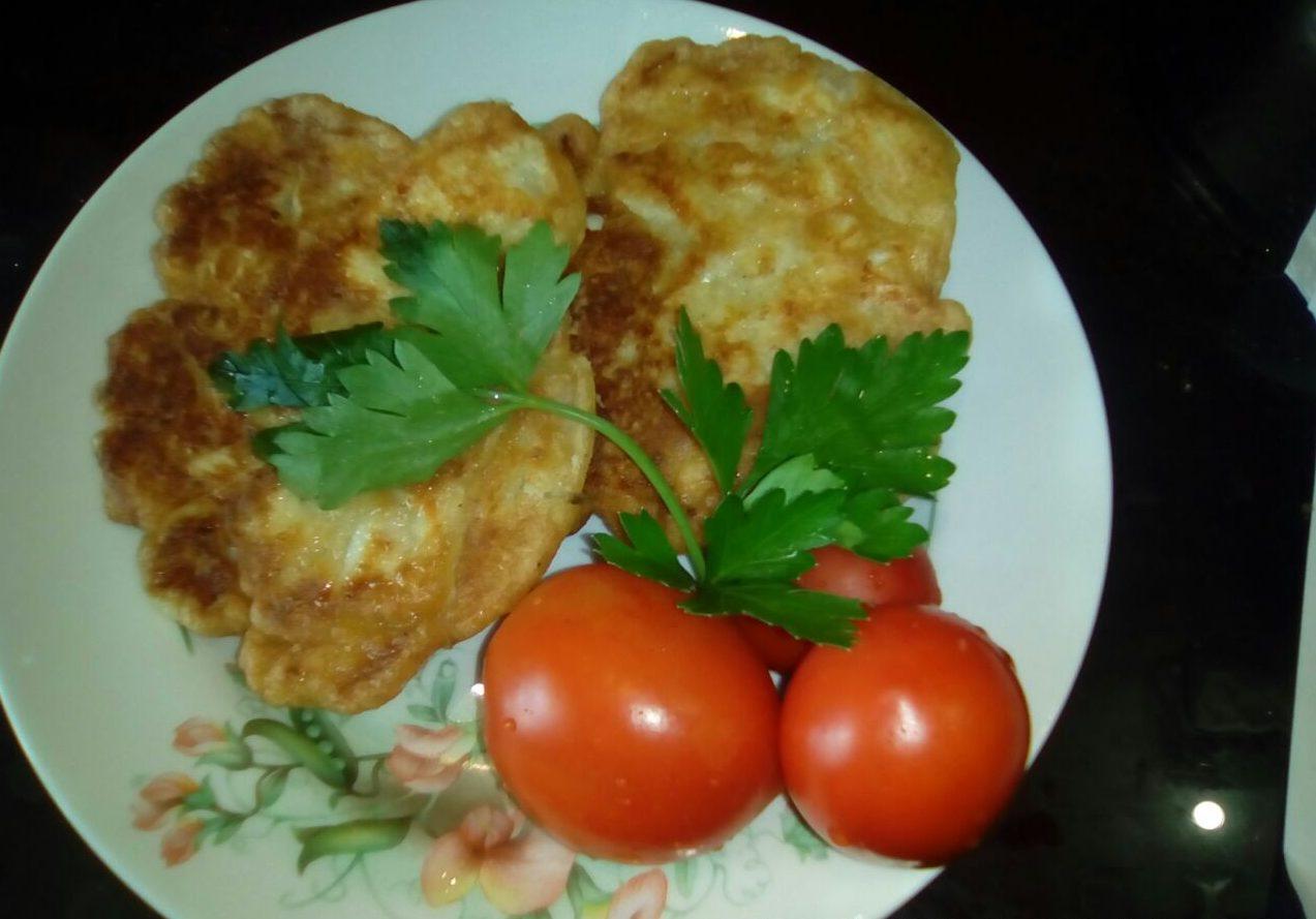 Котлеты по-албански из куриного филе