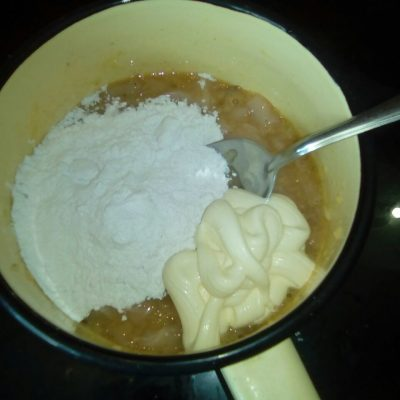 Фото рецепта - Котлеты по-албански из куриного филе - шаг 4