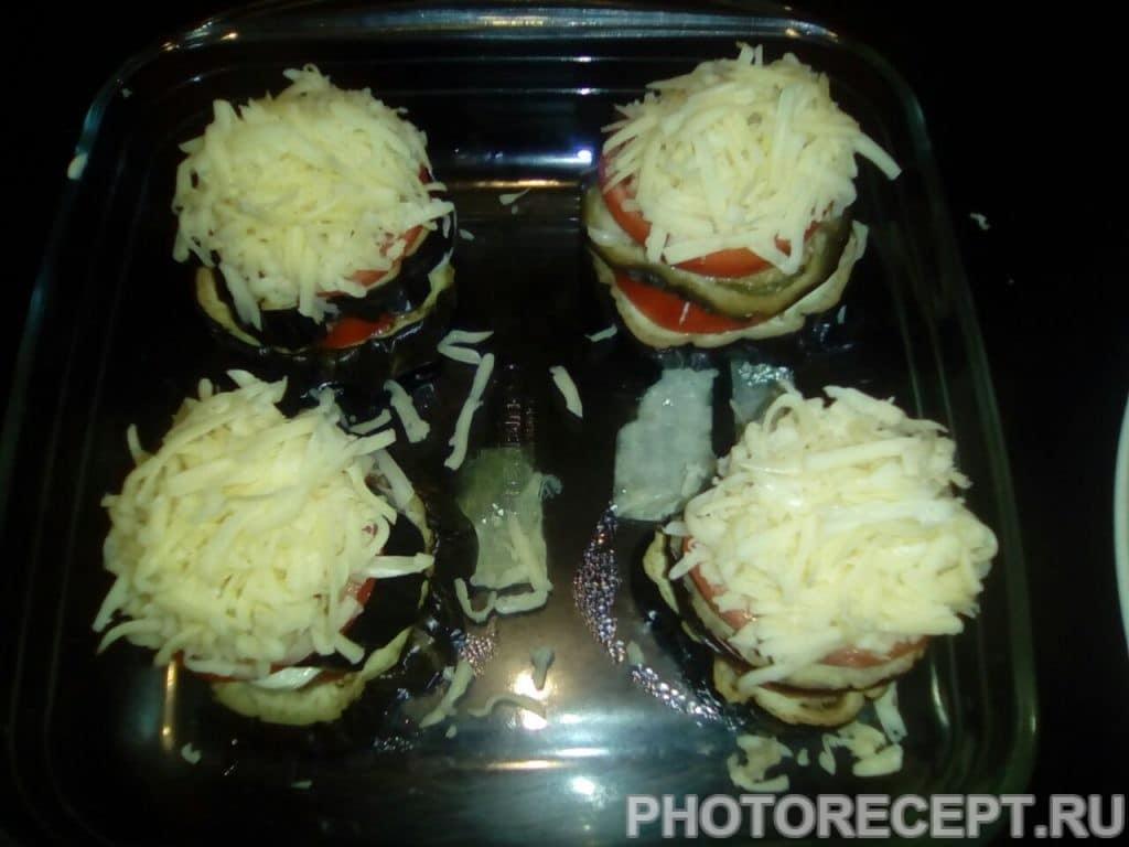 Фото рецепта - Закуска из баклажанов - шаг 12