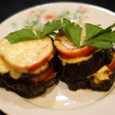 Закуска из баклажанов - рецепт с фото