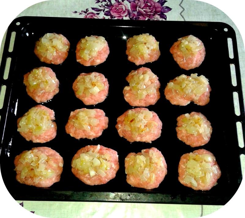 Фото рецепта - Стожки из свинины - шаг 6