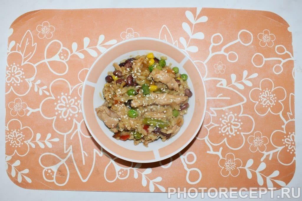 Фото рецепта - Курица терияки: азиатская экзотика по-русски - шаг 6