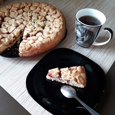 Фото рецепта - Ажурный пирог - шаг 9
