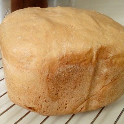"""Белый хлеб """"Французская булка"""" в хлебопечке - рецепт с фото"""