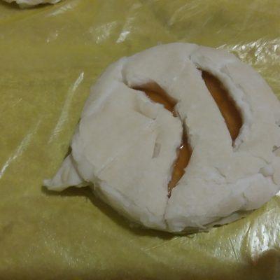 Фото рецепта - Быстрое печенье на Хэллоуин - шаг 3