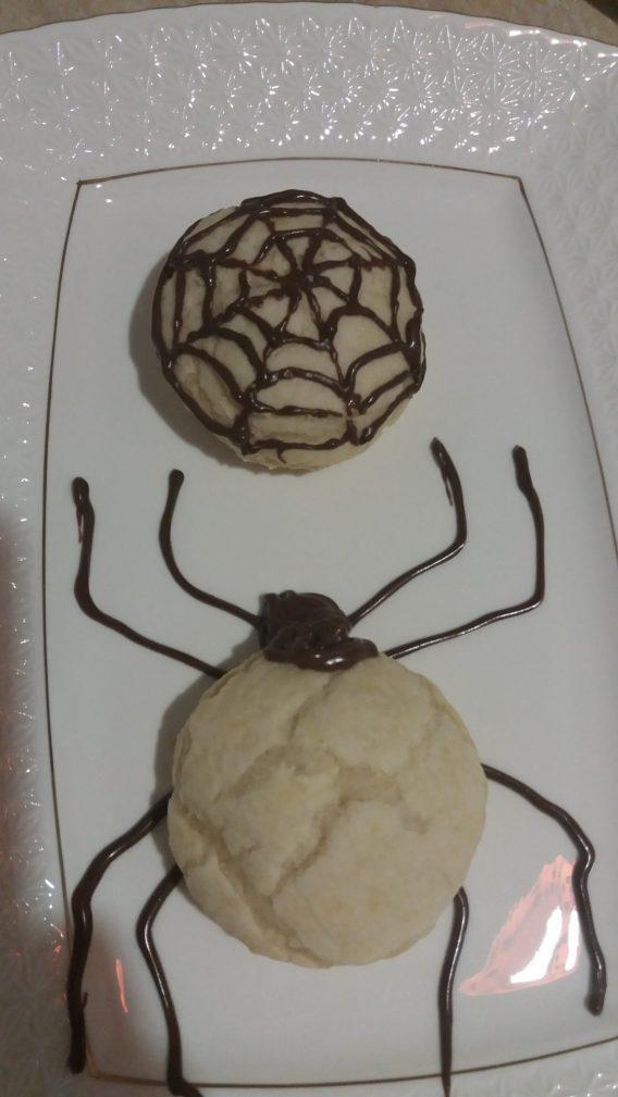 Фото рецепта - Быстрое печенье на Хэллоуин - шаг 6