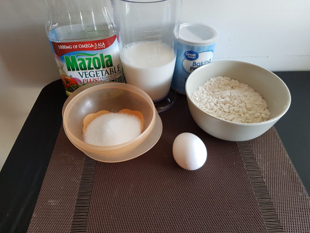 Фото рецепта - Блины на молоке - шаг 1