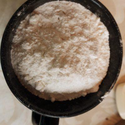 Фото рецепта - Шарлотка из детства - шаг 1