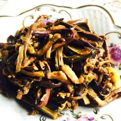 Папоротник с мясом по-корейски (Косарича) - рецепт с фото