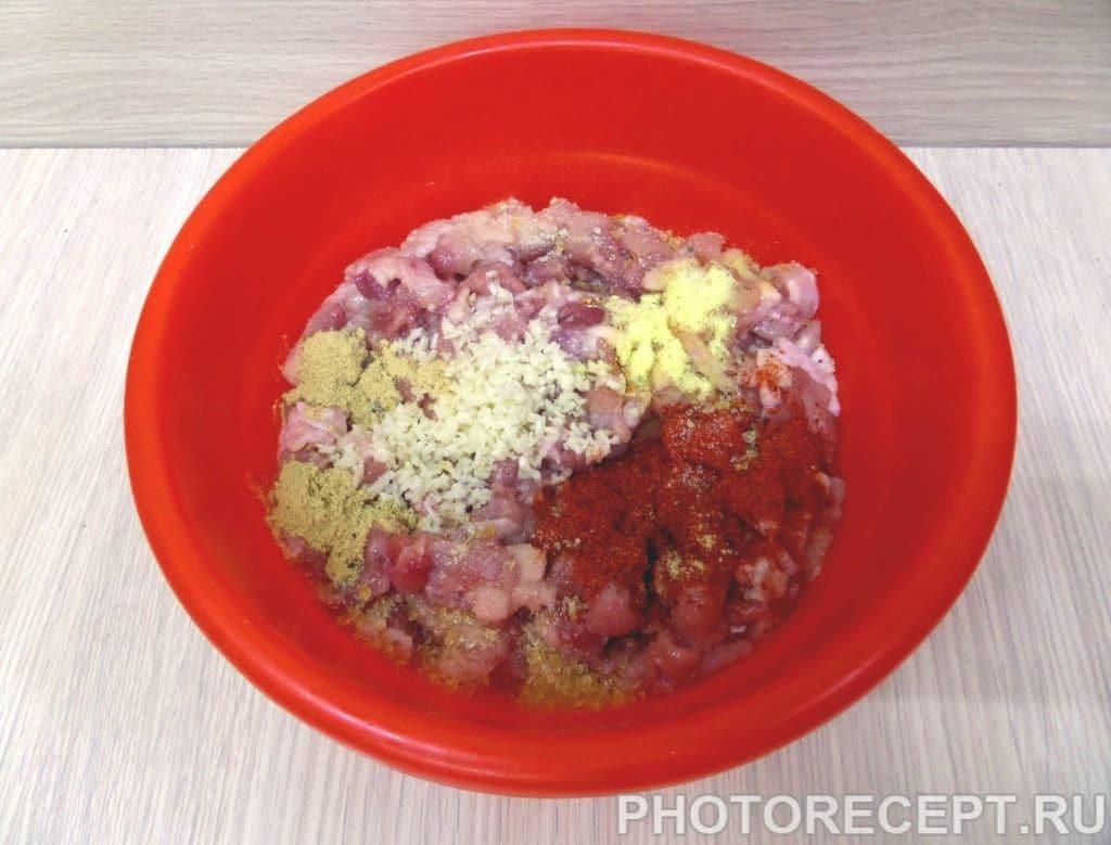 Фото рецепта - Домашняя ветчина с курицей - шаг 4