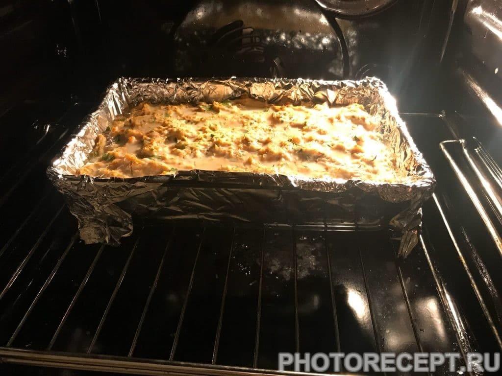 Фото рецепта - Мясная буханка из курицы - шаг 6